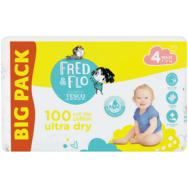 Pieluchy Fred&Flo Big Pack