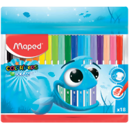 Flamastry Colorpeps Ocean Maped
