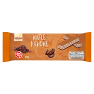 Oatland Biscuit Co. Wafle kawowe 400 g