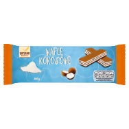 Oatland Biscuit Co. Wafle kokosowe 400 g