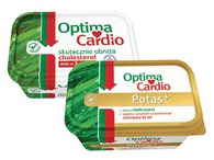 Margaryna Optima Cardio Potas+