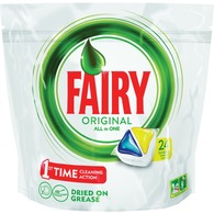 Tabletki do zmywarek Fairy Original All In One
