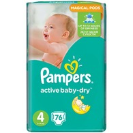 Pieluchy Pampers giga pack