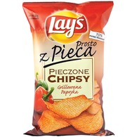Chipsy Lay's Prosto z Pieca