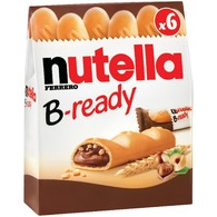 Wafle Nutella B-ready