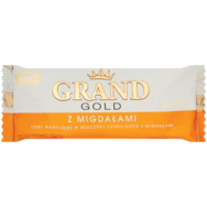 Lody Grand Gold na patyku