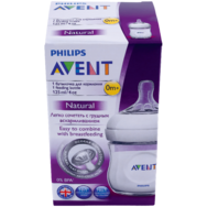 Butelka Philips Avent Natural 125ml