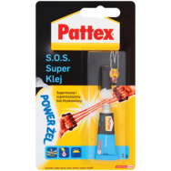 Klej Pattex Super SOS