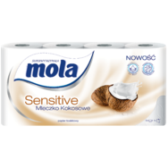 Papier Toaletowy Mola Sensitive