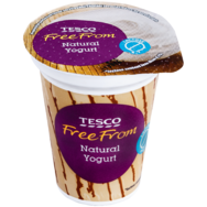Jogurt Tesco FreeFrom bez laktozy 2,8%