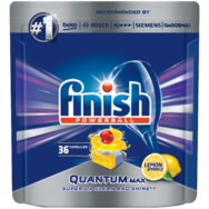 Wybrane tabletki do zmywarek Finish -50%