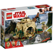 Lego Star Wars Chatka Yody
