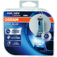 Osram Cool Blue® Intense (H4)