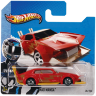 Pojazd Hot Wheels