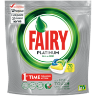Tabletki do zmywarek Fairy -40%