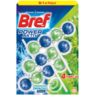 Bref WC kostki 3x50g Power Active