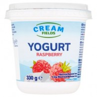 Cream Fields Jogurt malinowy 330 g