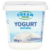 Cream Fields Jogurt naturalny 330 g