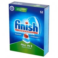 Finish All in 1 Tabletki do zmywarki 847,6 g (52 sztuki)