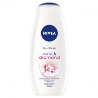 NIVEA Diamond & Argan Oil Żel pod prysznic 500 ml