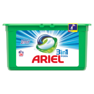 Ariel Touch Of Lenor Fresh 3 w 1 Kapsułki do prania, 36 prań