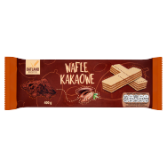 Oatland Biscuit Co. Wafle kakaowe 400 g