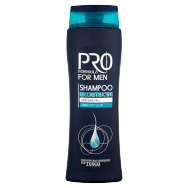 Tesco Pro Formula For Men Reconstructing Szampon do włosów 400 ml