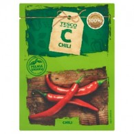 Tesco Chili 15 g