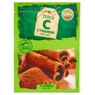 Tesco Cynamon mielony 15 g