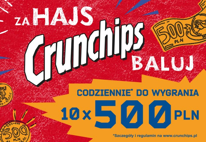 ZA HAJS CRUNCHIPS BALUJ